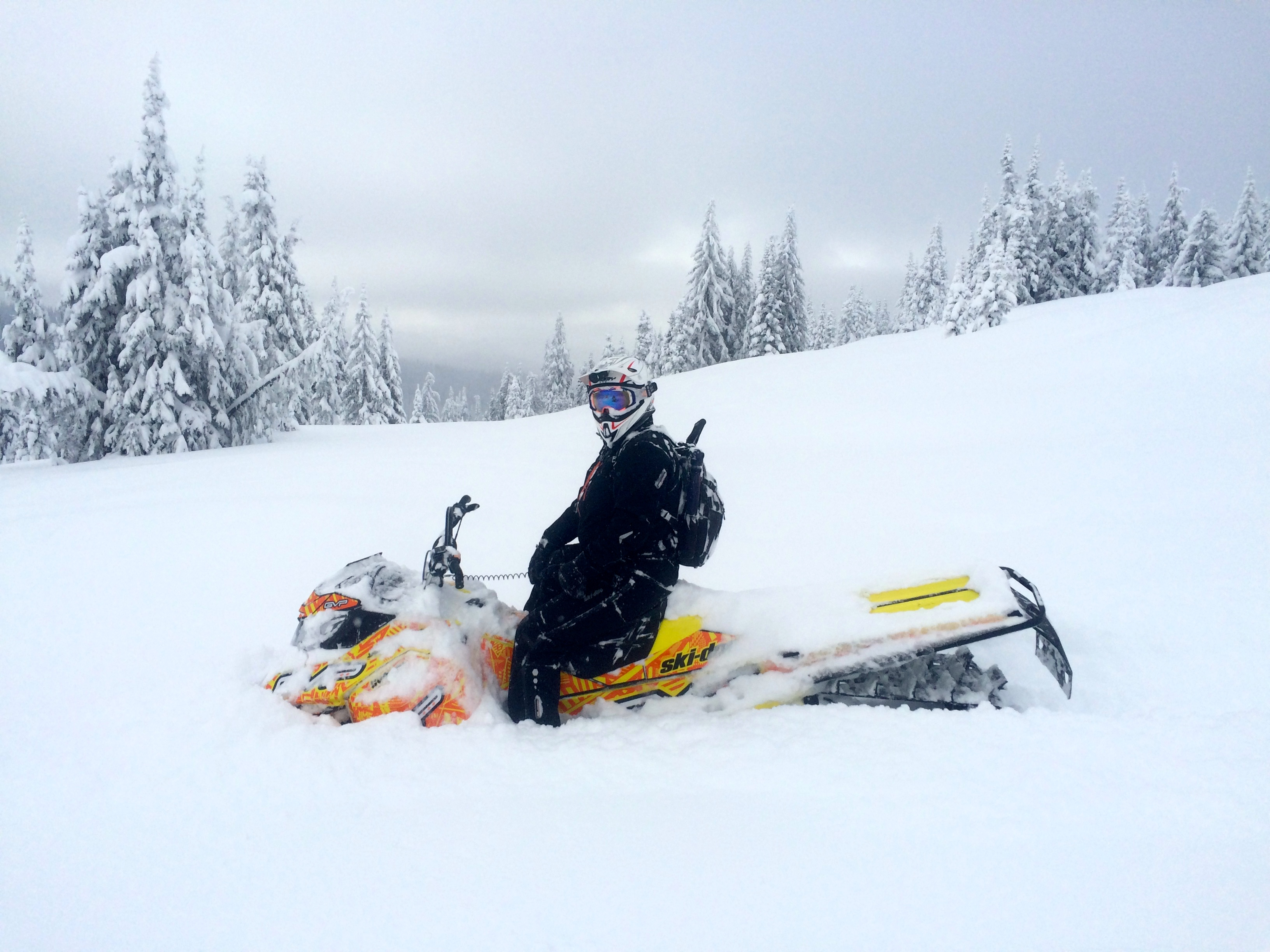 Sledding in British Columbia   Snowmobiling Guide For BC